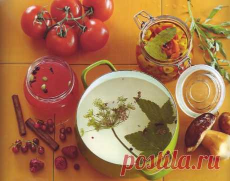 Рецепты на зиму|6 шикарных маринадов