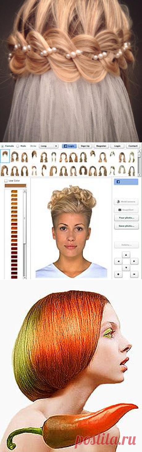 Причёски и уход за волосами. | Советы для ухоженных женщин на Постиле
