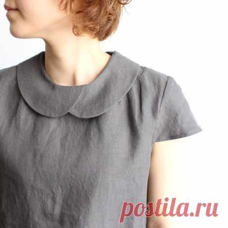 Общество отложных воротничков Модная одежда и дизайн интерьера своими руками