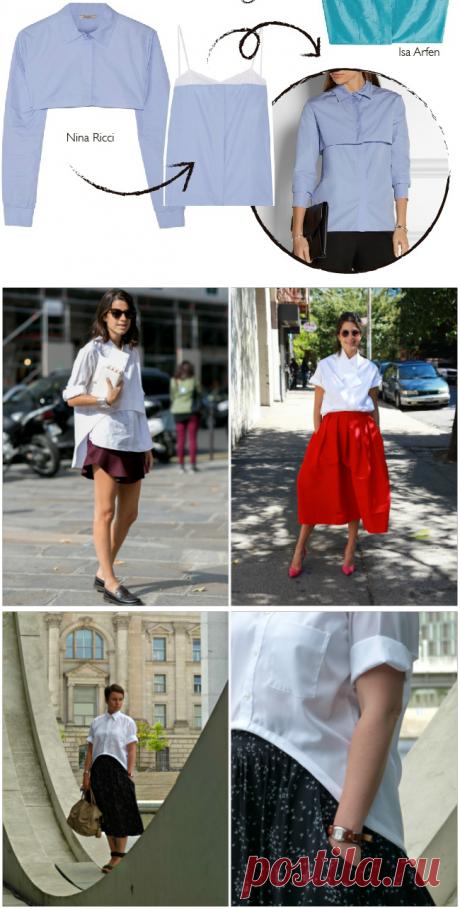 Как изменить надоевшую одежду — Рукоделие