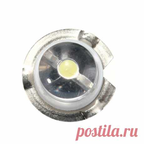 P13.5S PR2 0.5 Вт Светодиодная лампа для фокусировки фонарик замена лампы фонари Аварийной свет работы Чистый теплый белый 3/4. 5/6 В купить на AliExpress