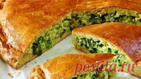 Быстрый капустный пирог: Press-Best