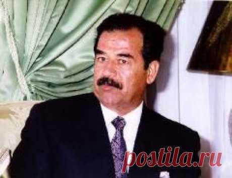 Сегодня 28 апреля в 1937 году родился(ась) Саддам Хусейн-ИРАК