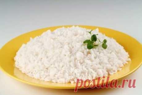 Узнаем, как варить пропаренный рис разными способами