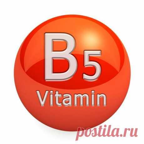 В5 (витамин): инструкция по применению, описание