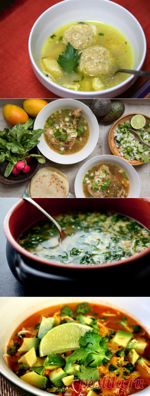 10 лучших рецептов куриного супа | Golbis
