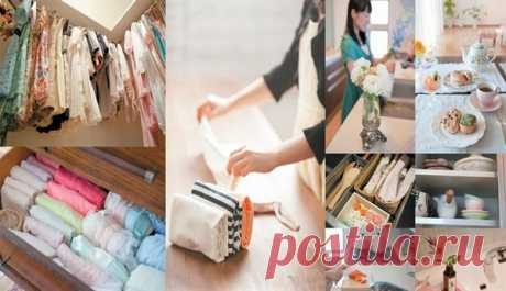 Магическая уборка: основные принципы метода КонМари | Мама в стиле Fly. Flylady | Яндекс Дзен