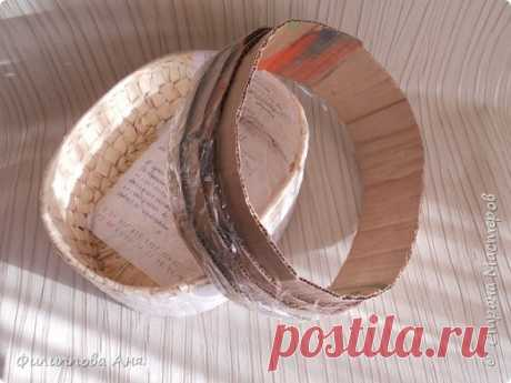 Мои пузатики. Плетение из бумажной лозы. | Страна Мастеров