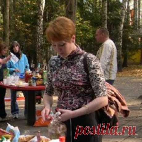 Елена Устюгова