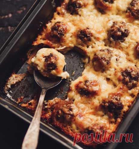 Фаршированные сушки — Sloosh – кулинарные рецепты