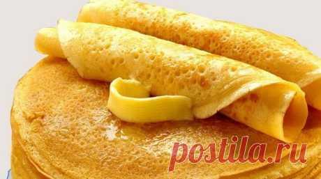 Los crepes estupendos de patatas. Las recetas poshagovye para Ud sobre el portal «Quiero preparar» - lovecook.me