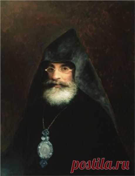 Портрет брата художника Габриэла Айвазяна Дата:  1883 год