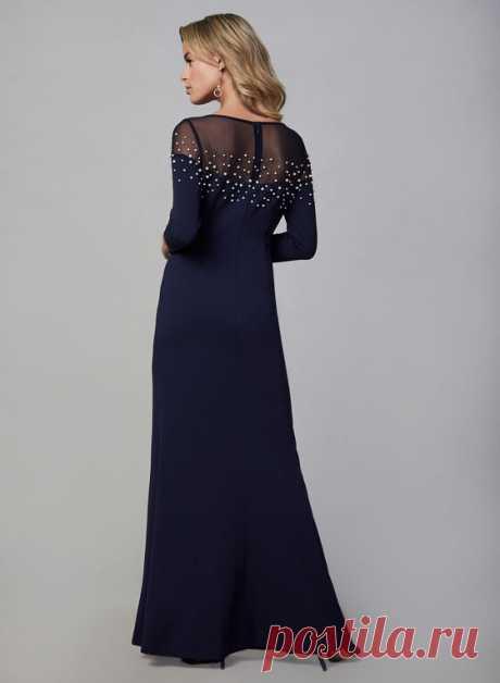 Karl Lagerfeld - Pearl Bodice Dress | Melanie Lyne