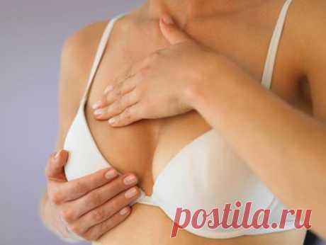 Как обследовать грудь самостоятельно? — Всегда в форме!