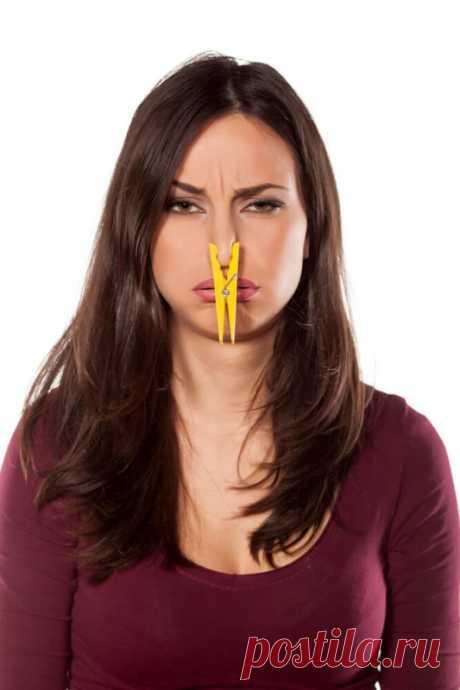 Как за 20 секунд победить заложенность носа — Полезные советы