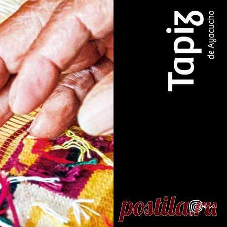 Tapiz de Ayacucho La presente publicación es parte importante de una colección sobre artesanía peruana, donde el tapiz de Ayacucho se muestra junto con la cerámica de Chulucanas, la filigrana de Catacaos y San Jerónimo de Tunán, y la joyería con piedra lapidada de Cusco. En el Perú, la actividad textil se remonta a los inicios de su civilización y se extiende por todo su territorio. El prestigio de los textiles ayacuchanos ha llegado hasta nuestros días como resultado de l...