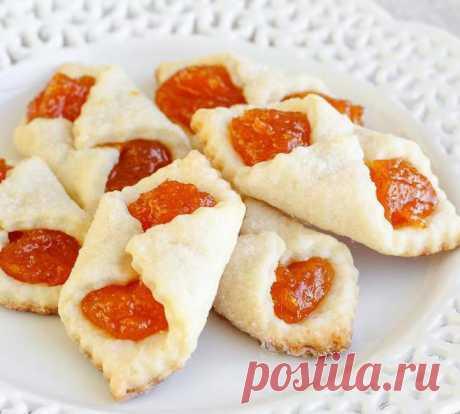 Печенье песочное домашнее: рецепт на масле сливочном. Вкусная выпечка