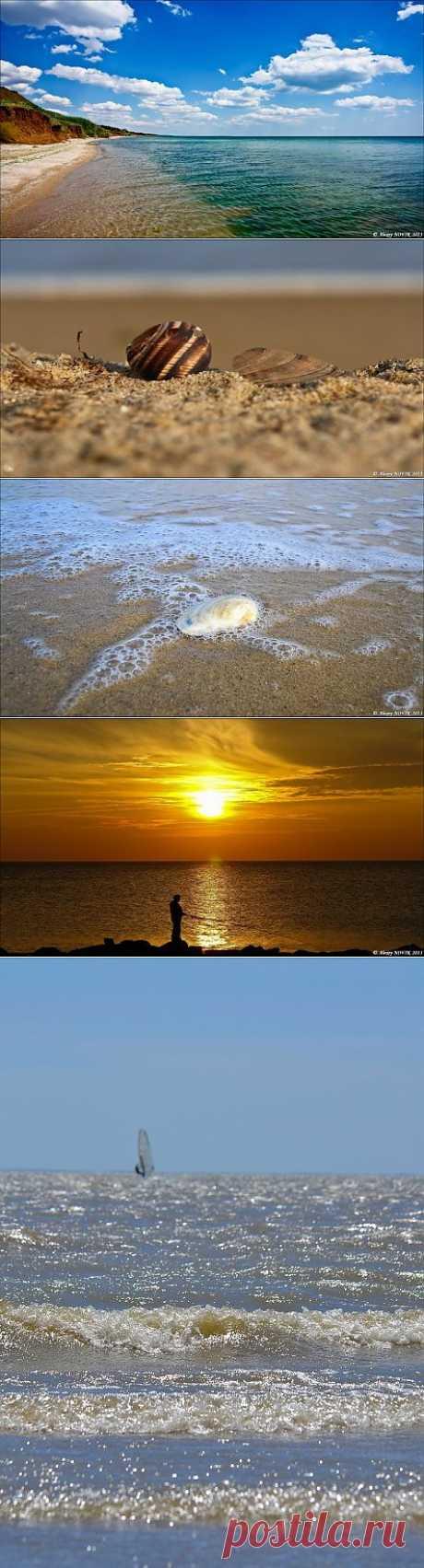 Фотозарисовка. Морское настроение | Фотоискусство