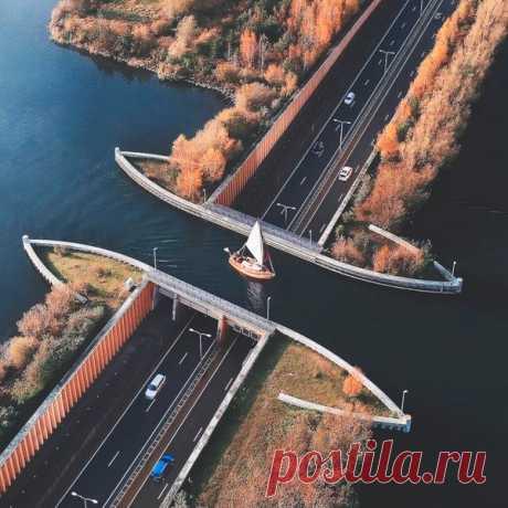 7 инженерных конструкций, которые вызывают восхищение   BroDude.ru Когда смотришь на эти сооружения, понимаешь, насколько сильно вперёд продвинулось человечество по сравнению с прошлым веком.