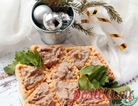 Закусочные рыбные тарталетки – кулинарный рецепт