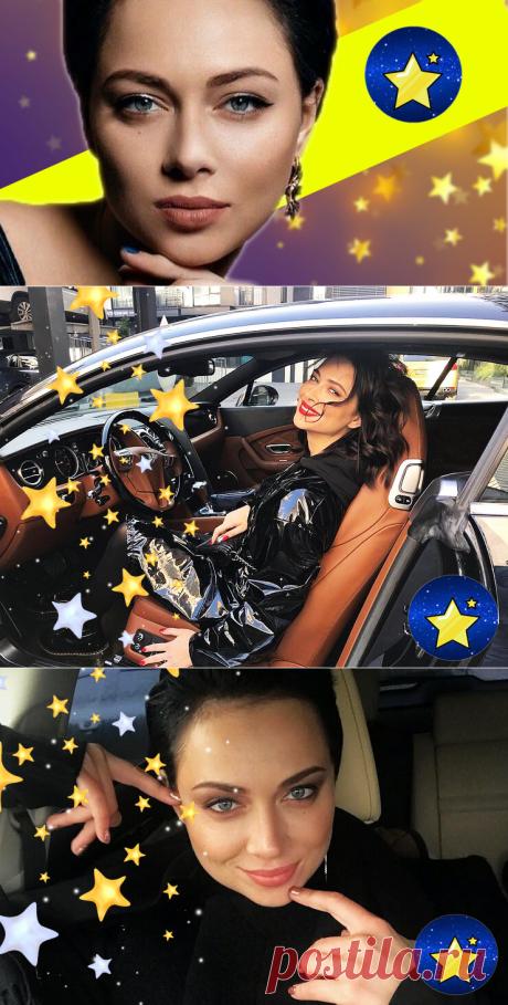 Настасью Самбурскую наказали из-за затонированных стекол автомобиля | Этикет-ка.net | Яндекс Дзен