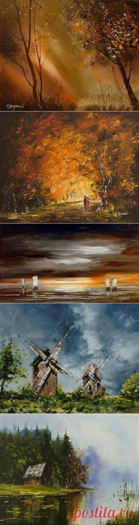 Марек Ланговский (Marek Langowski), часть 2 - Магелланово облако