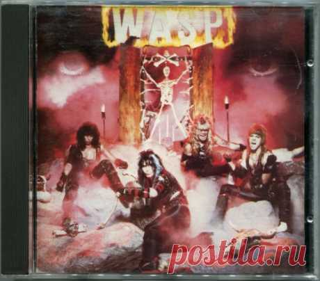 W.A.S.P. - WASP 1984