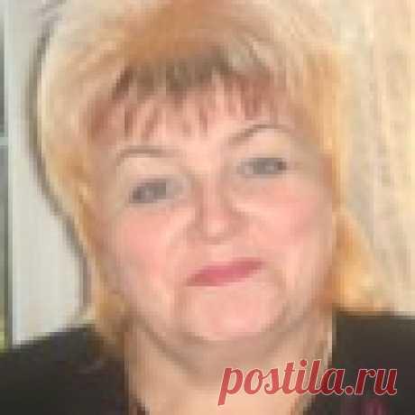 Антонина Низовцова