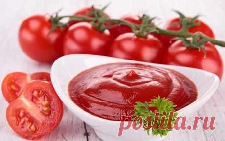 Кетчуп из помидор на зиму — пальчики оближешь! - Образованная Сова