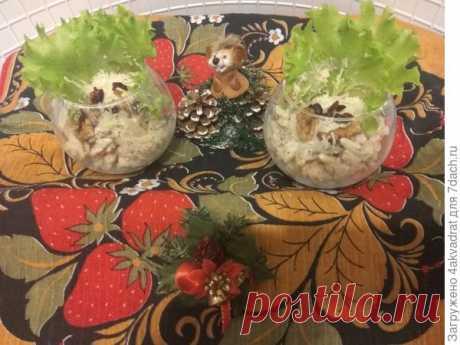 Салат Вальдорф из сельдерея, яблока и грецких орехов. Рецепт с пошаговыми фотографиями