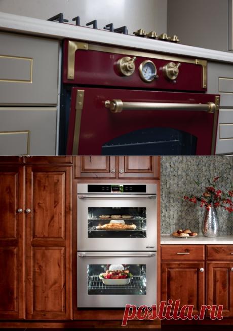 Встраиваемый духовой шкаф: компактный электрический или газовый?