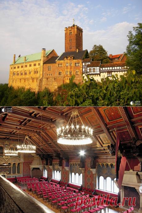 El castillo Vartburg