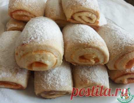 Песочное печенье за 20 минут – кулинарный рецепт