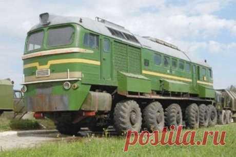 Сделано в СССР: Тепловоз-внедорожник, или Тайна «Машки» — Лепрекон
