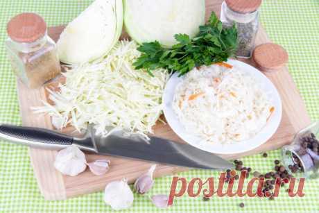 Маринованная капуста: рецепты и советы. Видео.