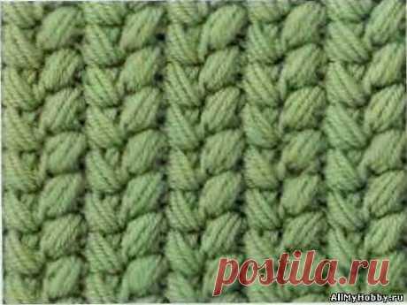 Узор для вязания крючком №43 - Вязание крючком. Узоры