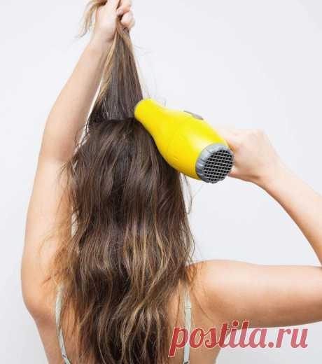 17 хитростей, которые сделают ваши волосы густыми и объёмными