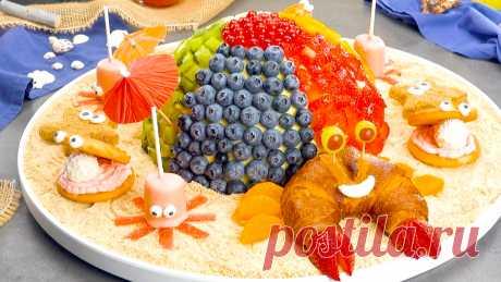 Красивые десерты на скорую руку для праздничного меню Милые и очень простые десерты обязательно понравятся всем. 4 идеи для простых летних десертов на скорую руку.