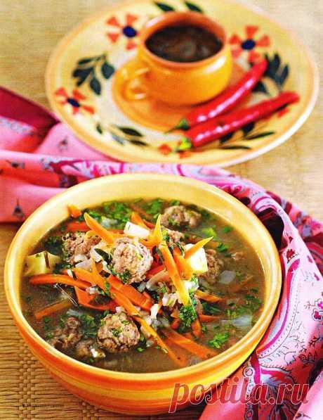 Школа гастронома. Узбекская кухня