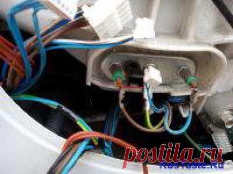 Как проверить датчик температуры в стиральной машине | Самоделки своими руками Простой способ проверки термодатчика в стиральной машине подручными методами. Понадобиться только мультиметр и отвертка