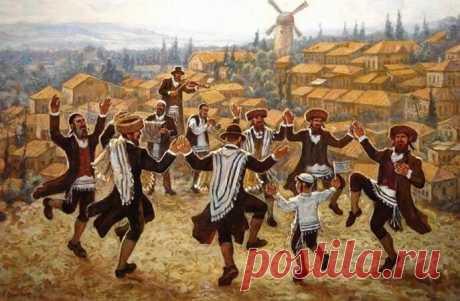 Душевные еврейские анекдоты. Часть 77 | Анекдоты тёти Сары | Яндекс Дзен