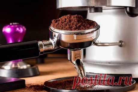 Как правильно заваривать кофе в рожковой кофеварке - руководство от ShopKofe.ru