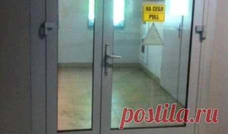 Купить распашные двери в Минске | Алюминиевые распашные двери, цена