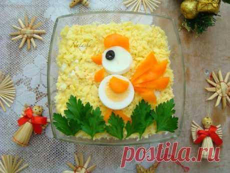 Французский салат с морковью - Простые рецепты Овкусе.ру