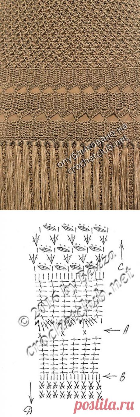 Платья крючком от Ванессы Монторо - Вязание Крючком. Блог Настика