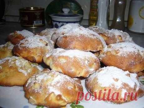 Вкусные булочки  Ингредиенты:  - 120 гр сахара Показать полностью…