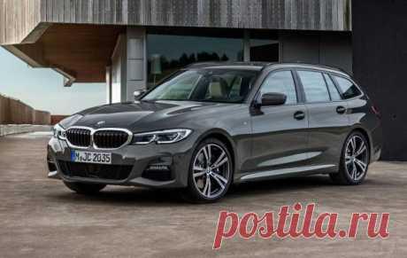 BMW 3-Series Touring G21 2019 - новый универсал - цена, фото, технические характеристики, авто новинки 2018-2019 года