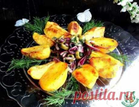 """Запеченный картофель """"Простой"""" – кулинарный рецепт"""