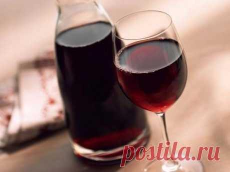 Рецепт домашнего вина из винограда / Простые рецепты