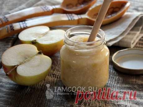 Хрен с яблоками на зиму — рецепт с фото Соус из яблок и хрена хорош к мясным блюдам и, особенно, к холодным: холодцы, студни, буженина, некоторые виды слабосоленых рыб...